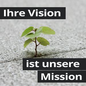 Visionstatement (Foto des Pflänzchens: Stefan Munder/Bearbeitung und Adaptierung: millautz consulting solutions e.U.)